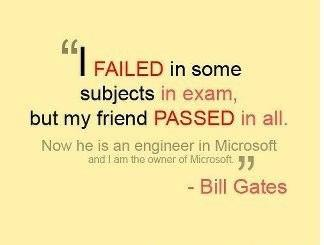 An examination of the achievement of bill gates