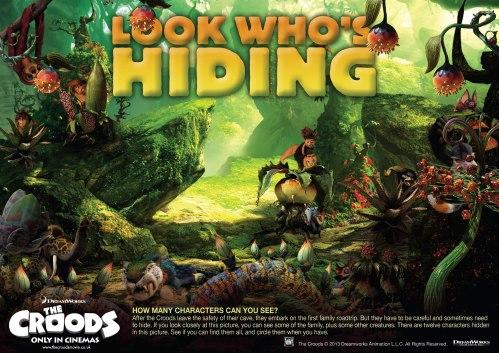 Look Who's Hiding