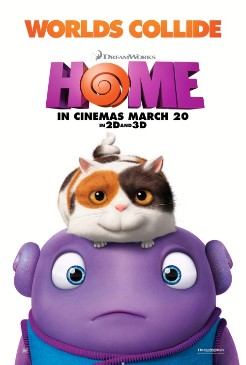 Home Launch One Sheet