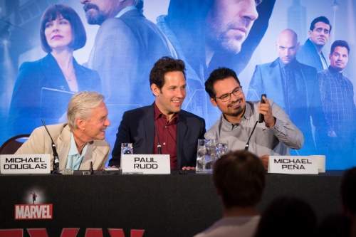 "Marvel's ""Ant-Man"" Press Conference"