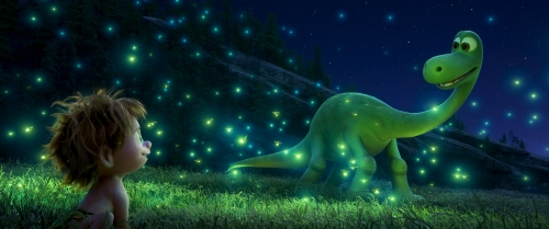THE GOOD DINOSAUR ©2015 Disney•Pixar. All Rights Reserved.