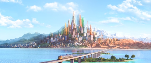 ZOOTOPIA – ©2015 Disney. All Rights Reserved.