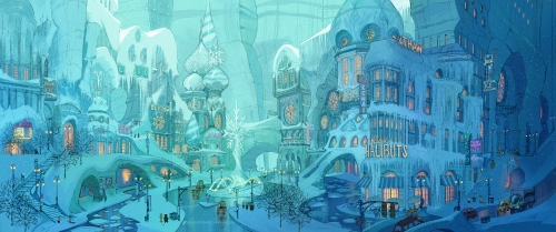ZOOTOPIA - Concept Art by Cory Loftis (Character Design Supervisor). ©2015 Disney. All Rights Reserved.