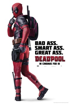 Deadpool International One Sheet