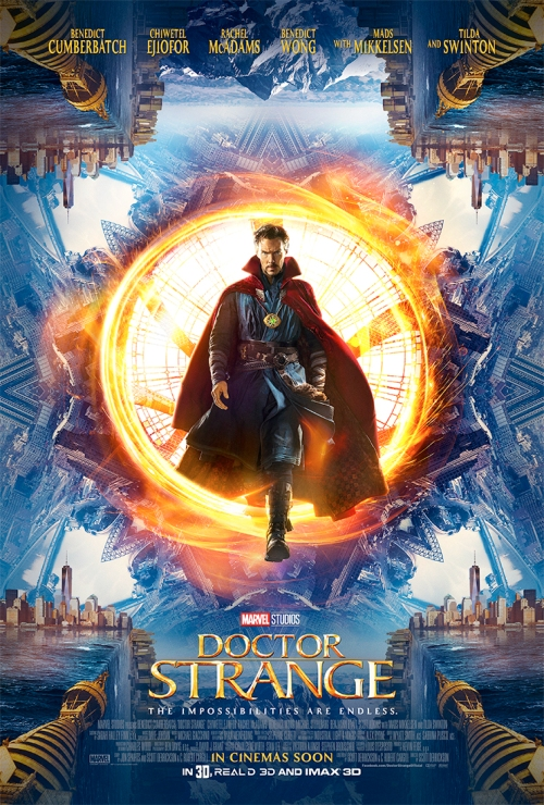 DOCTOR STRANGE - PAYOFF POSTER