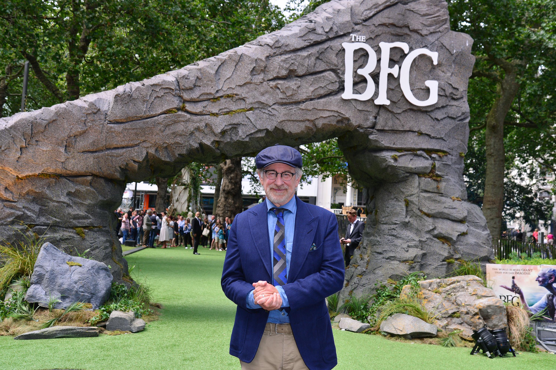 SHM: 'BFG' UK premiere VIP Arrivals
