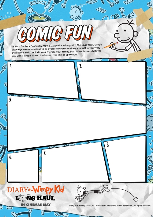 DOAWK_Activity_Sheets_Comic_Fun_2