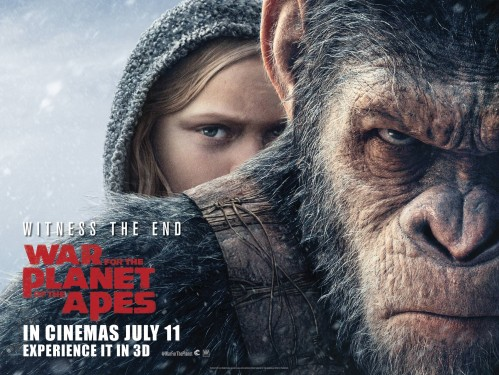 War for the Planet of the Apes - Launch Quad FINAL